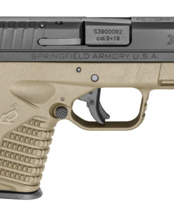 "Springfield XD-S 3.3"" - 9mm (Flat Dark Earth)"