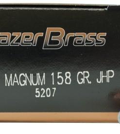 CCI Blazer .357 Magnum Ammo