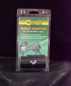 Caldwell Bipod Adapter for Picatinny Rail