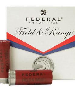 Federal Ammunition Field and Range 12GA 2 3/4