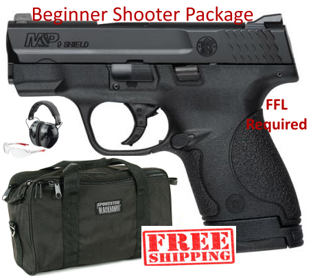 Beginner Shooter Package