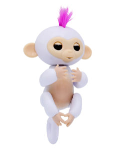 Happy Monkey Brand Fingerlings