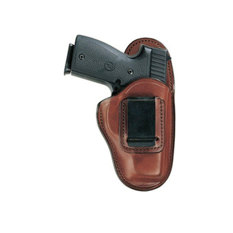 Bianchi 100 Professional Hip Holster - Size: 8-Colt Pony 90 (Tan)