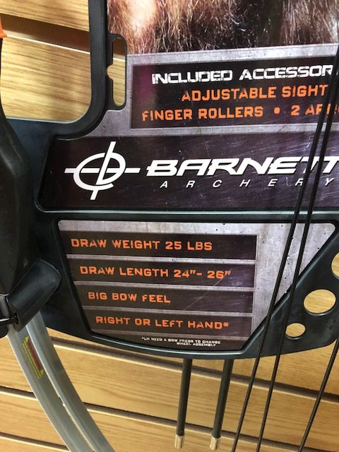 Barnett Archery BCX Big Horn Youth Bow