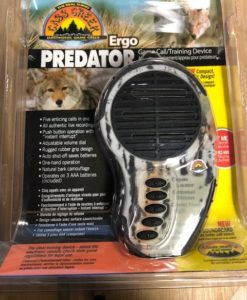 Cass Creek Electronic Predator Game Call