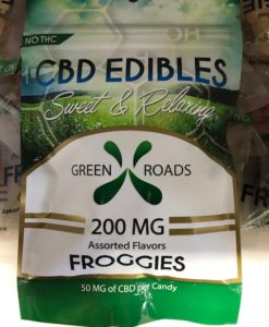 Click to Buy 200 mg CBD Froggies