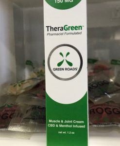Click to buy 150 mg CBD Muscle and Joint Cream