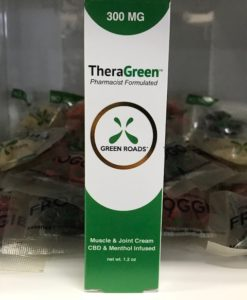 Click to Buy 300 mg CBD Muscle and Joint Cream