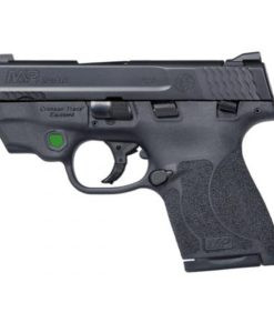M&P9 Shield M2.0 Integrated Crimson Trace Green Laser with Tagua 4 in 1 Holster