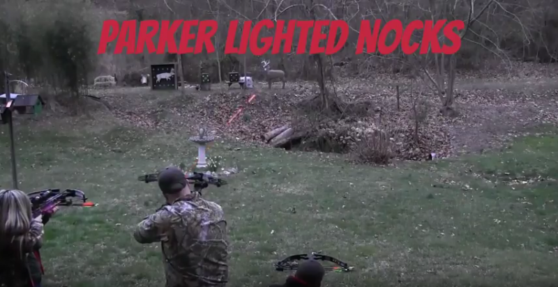 Click to watch video of Parker Lighted Nocks