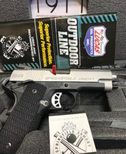 Springfield Armory PI9229L 1911 Handgun 9mm 3 Mags 9+1