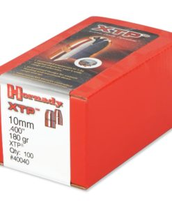Hornady 10mm Projectiles 100 Rounds XTP HP 180 Grains