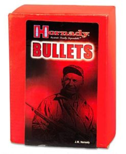 "Hornady .45 Caliber .454"" Diameter 255 Grain Flat Point Cowboy Bullet 200 Count"