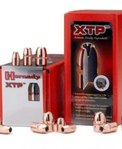 "Hornady 9x18mm Makarov Caliber .365"" Diameter 95 Grain XTP Hollow Point Bullet 100 Count"